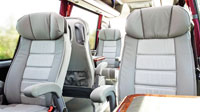 VIP Mercedes Sprinter XL