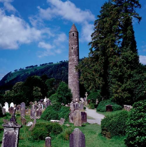 Glendalough Tower