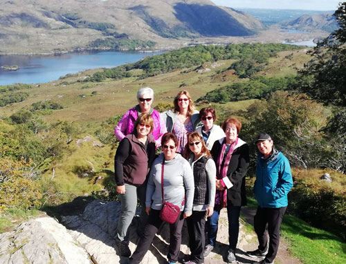 Private Driver Tour - Ladies View Killarney