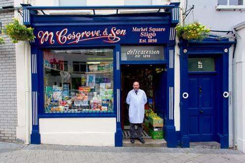 Sligo shop